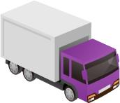 2トントラック1台分